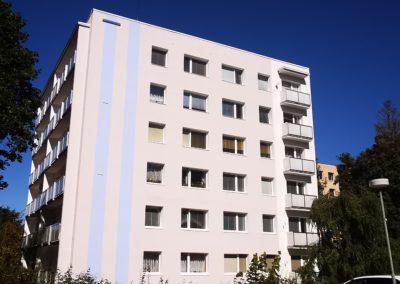 Regenerace bytového domu Stavbařů, Jablonec nad Nisou, Společenství vlastníků domu