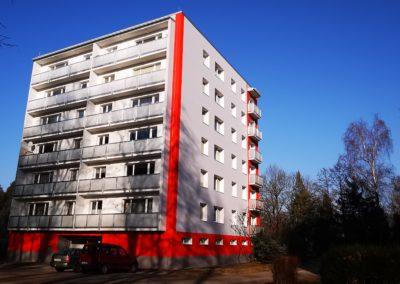 Regenerace panelového dobu Na Roli, Jablonec Nad Nisou, Společenství vlastníků domu