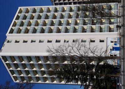 Zateplení fasády Vaněčkova, Bytový podnik města Železný Brod