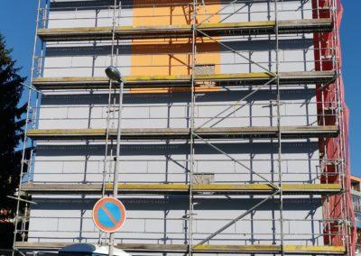 Regenerace panelového domu U Kostela 9,13 Jablonec nad Nisou