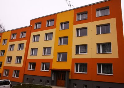 Regenerace bytového domu Okružní, Jablonec Nad Nisou, Společenství vlasníků jednotek